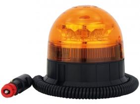 LED Rundumleuchte klein mit Magnetfuß