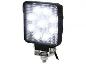 AdLuminis LED Arbeitsscheinwerfer T4927 15 Watt eckig