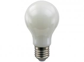 SMD LED Lampe A60 Bulb E27 matt 6W 470 Lumen