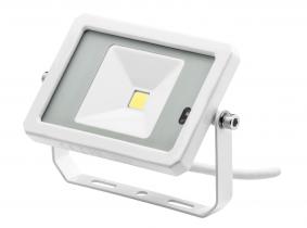 AdLuminis LED Fluter 10W 800 Lumen weiß mit integriertem Bewegungsmelder
