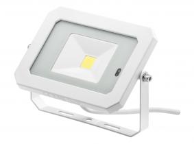 AdLuminis LED Fluter 20W 1600 Lumen weiß mit integriertem Bewegungsmelder
