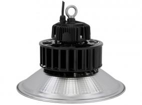 AdLuminis SMD LED Leistungs-High Bay-Leuchte Aluminium 100W 12000 Lumen