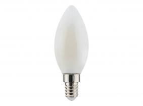 AdLuminis LED-Fadenlampe Candle C35 matt E14