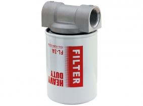 Diesel Filterkopf 2 x 1