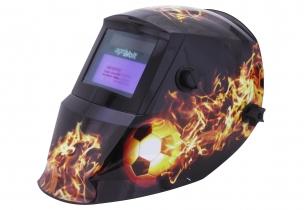 Automatik Schweißhelm Fireball