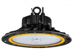 AdLuminis LED Hallenstrahler UFO 200W 27300 Lumen schwarz dimmbar