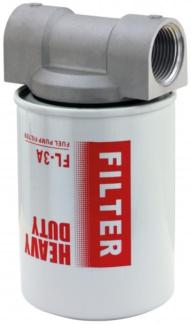 Blurea Alum. Dieselfilterhalter